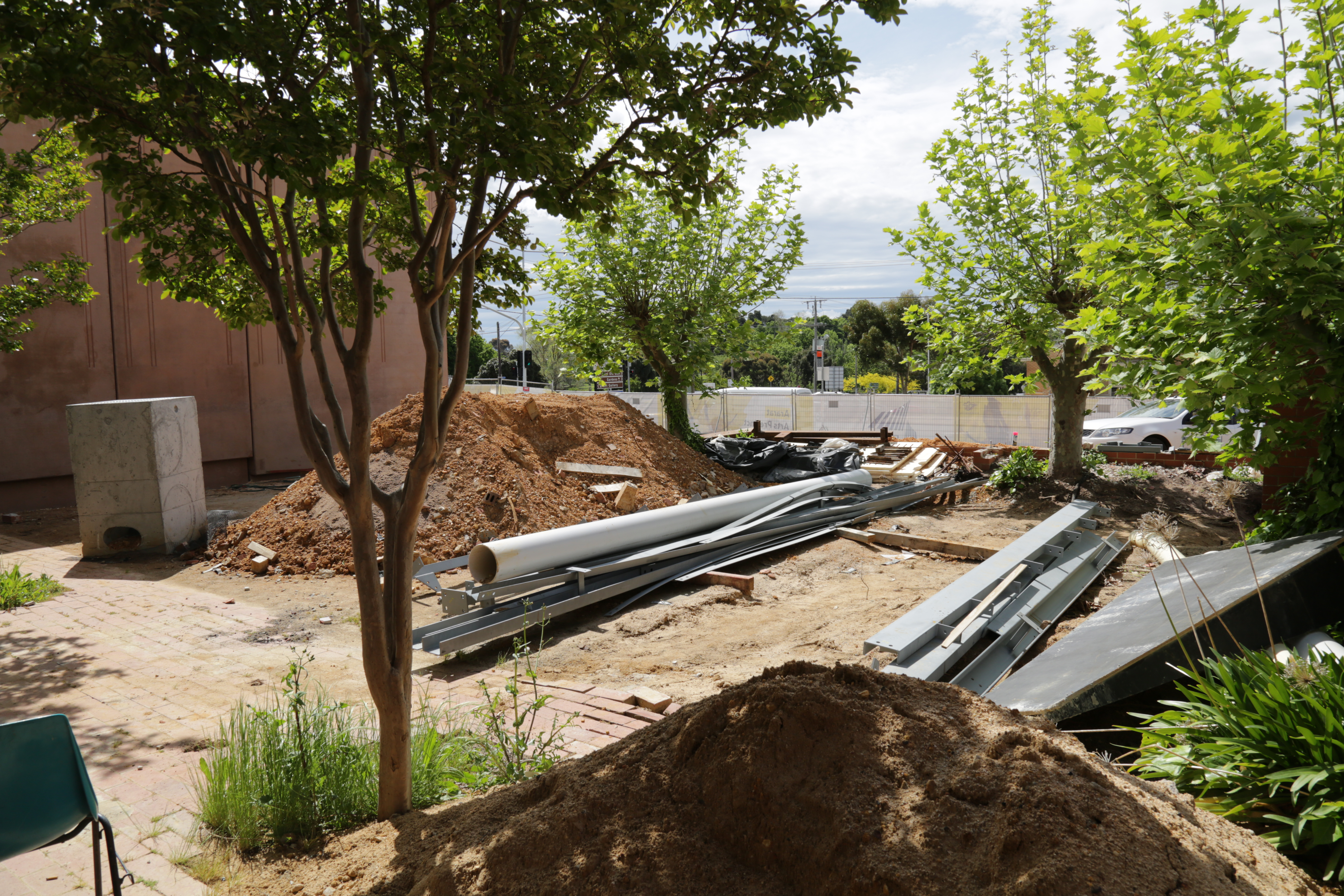 Photo update: Ararat Arts Precinct redevelopment