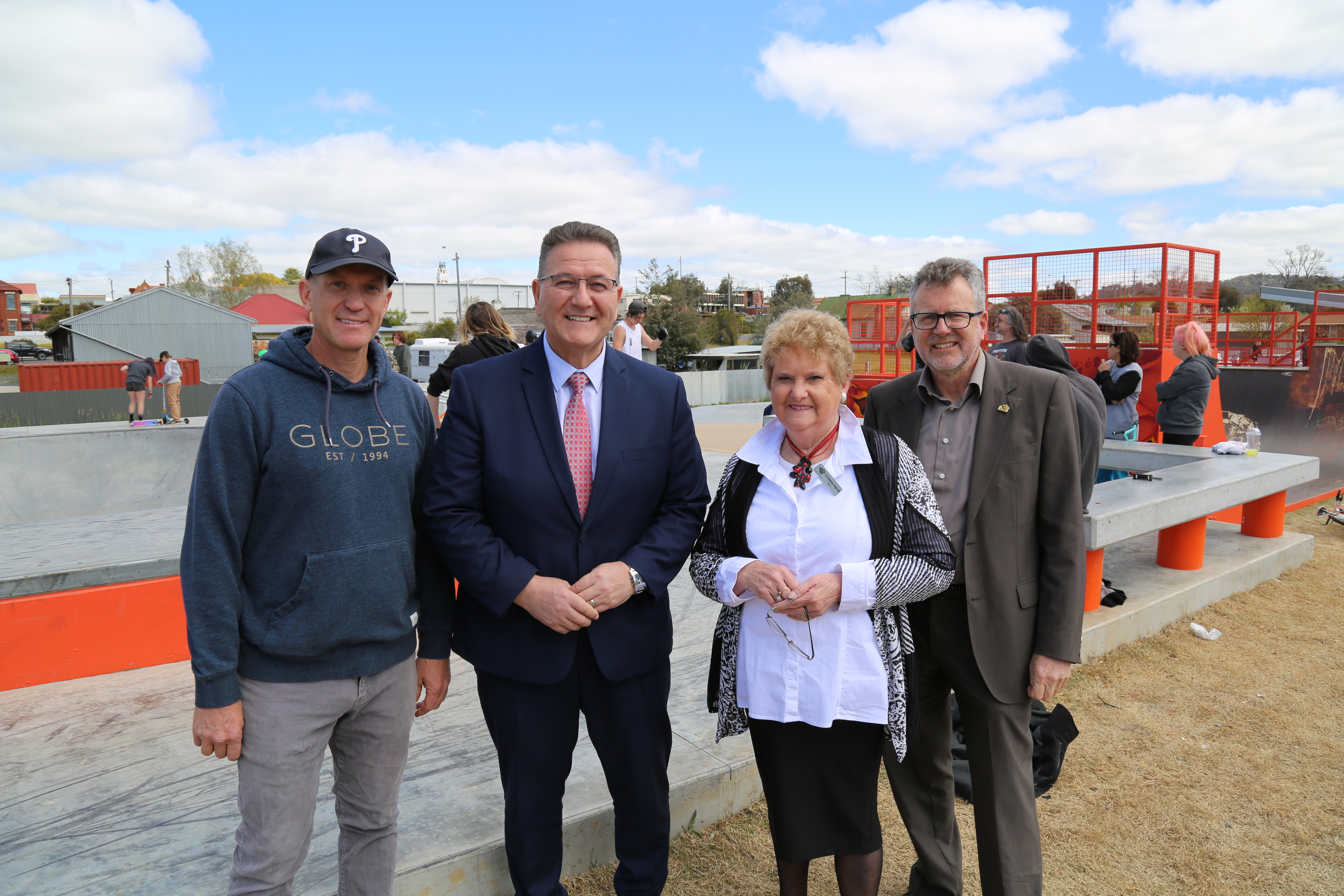 Further funding for Ararat Active Link announced