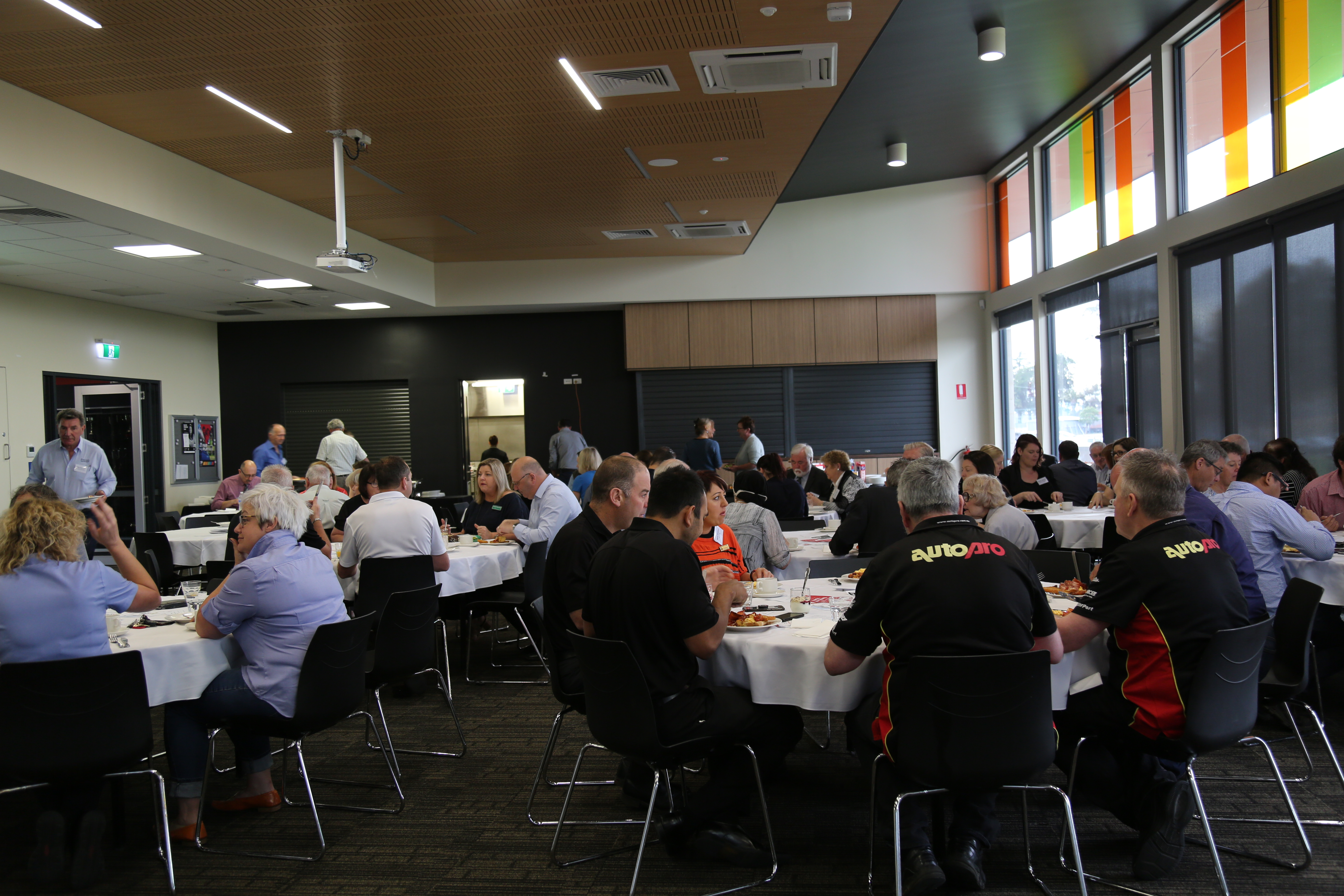 Come along to the next ARCC Business Breakfast
