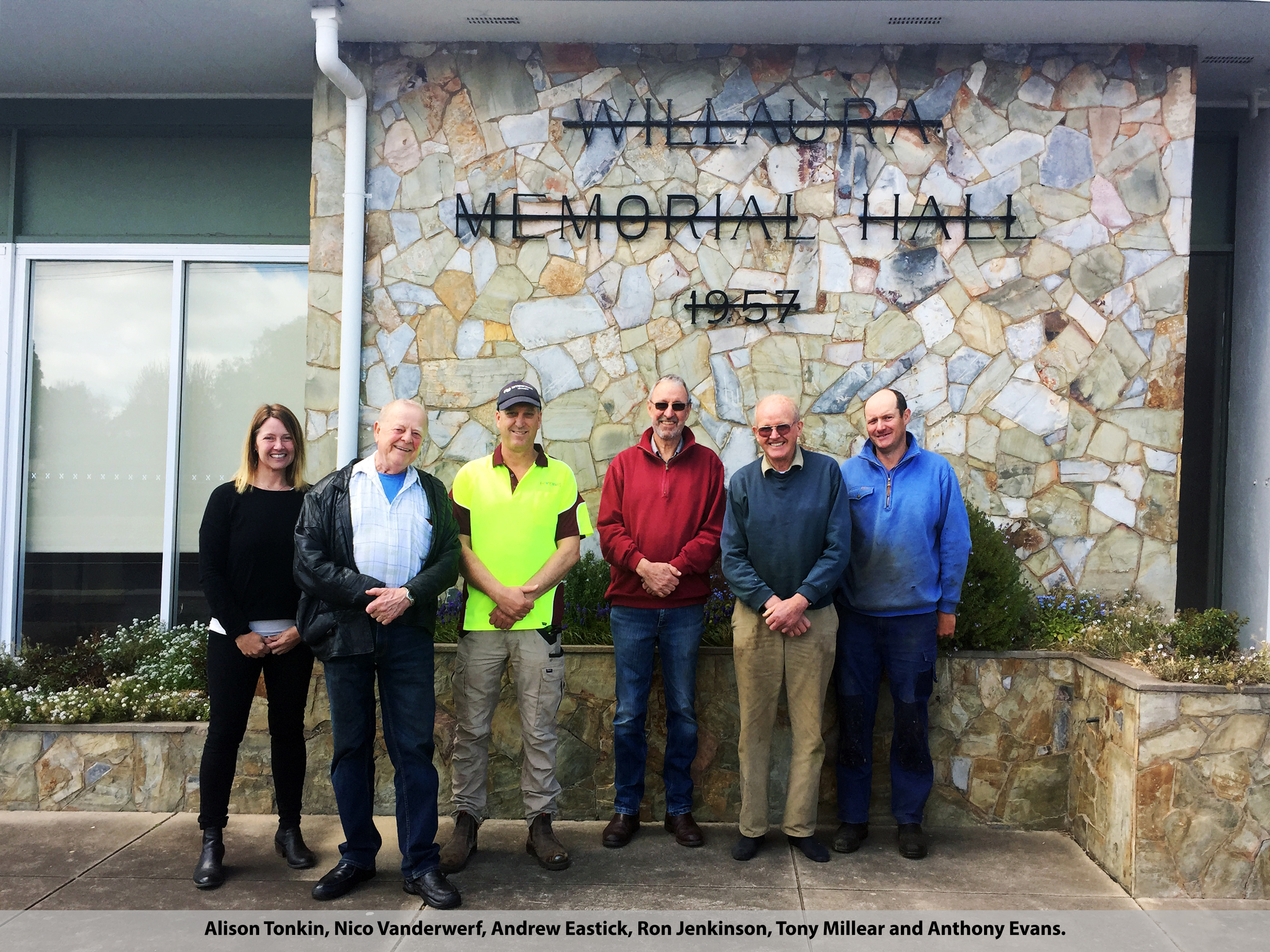 Willaura Memorial Hall set for upgrades