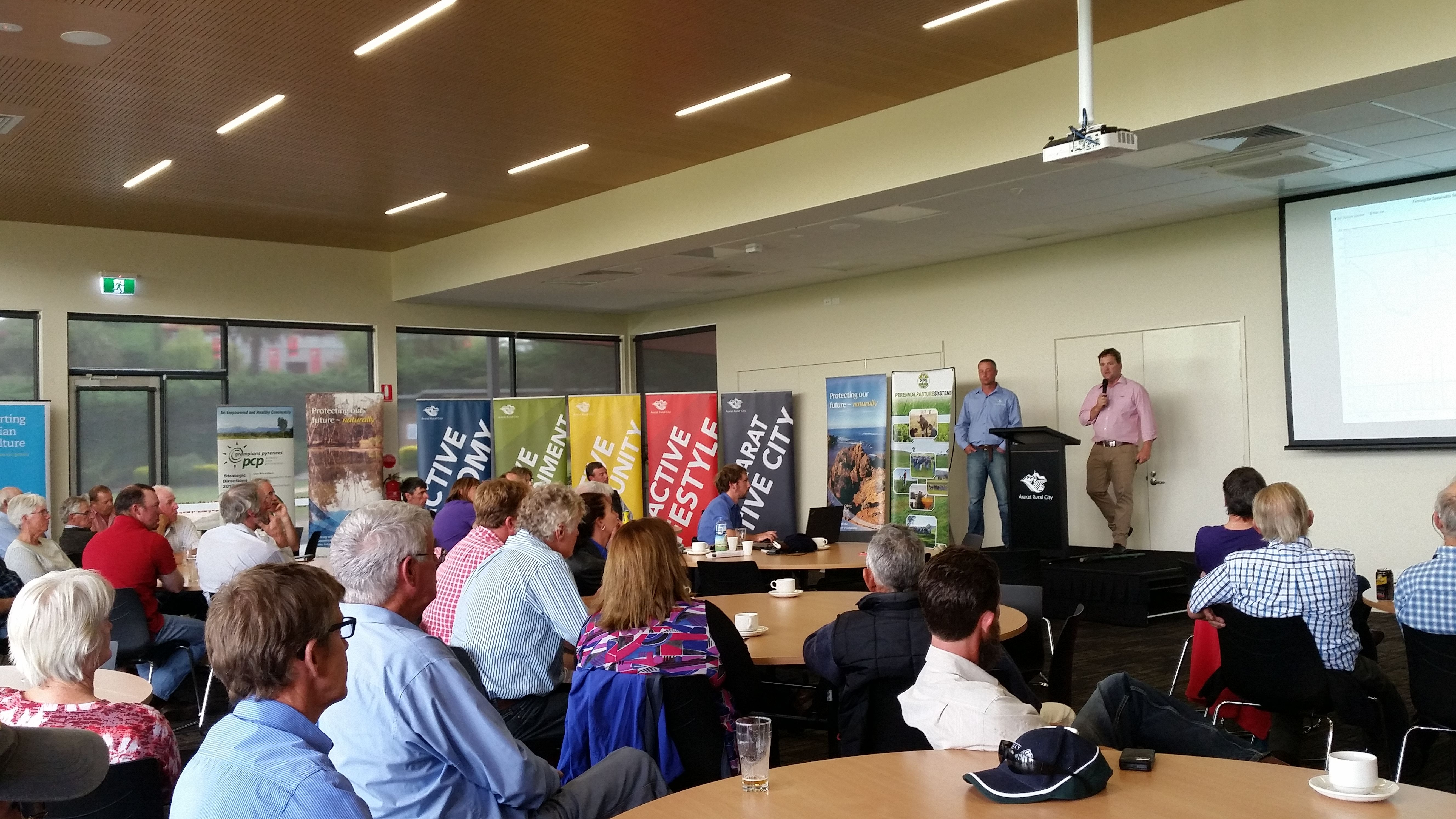 Breakfast to engage primary producers and business community