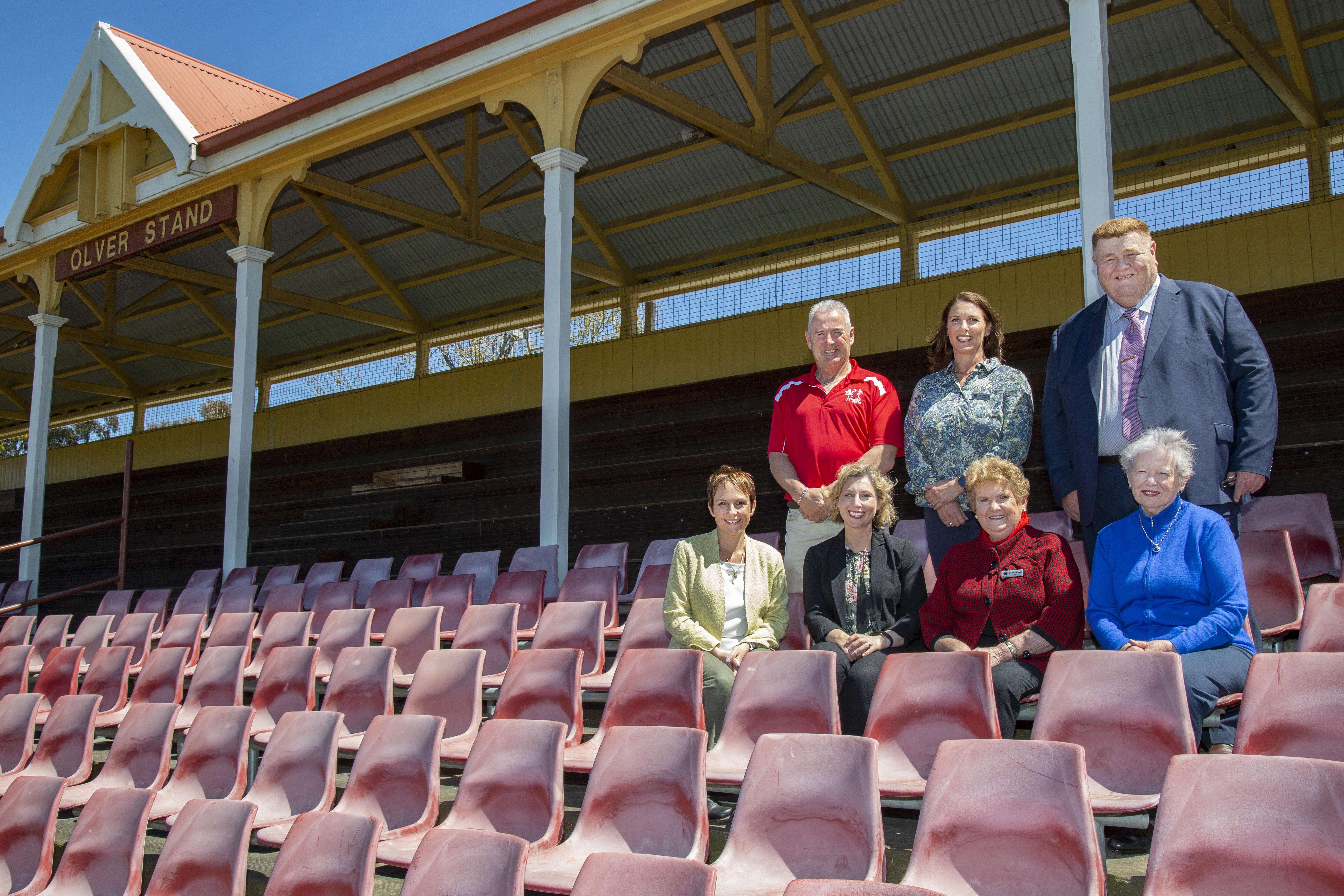 Events and visitor space boost for Alexandra Oval