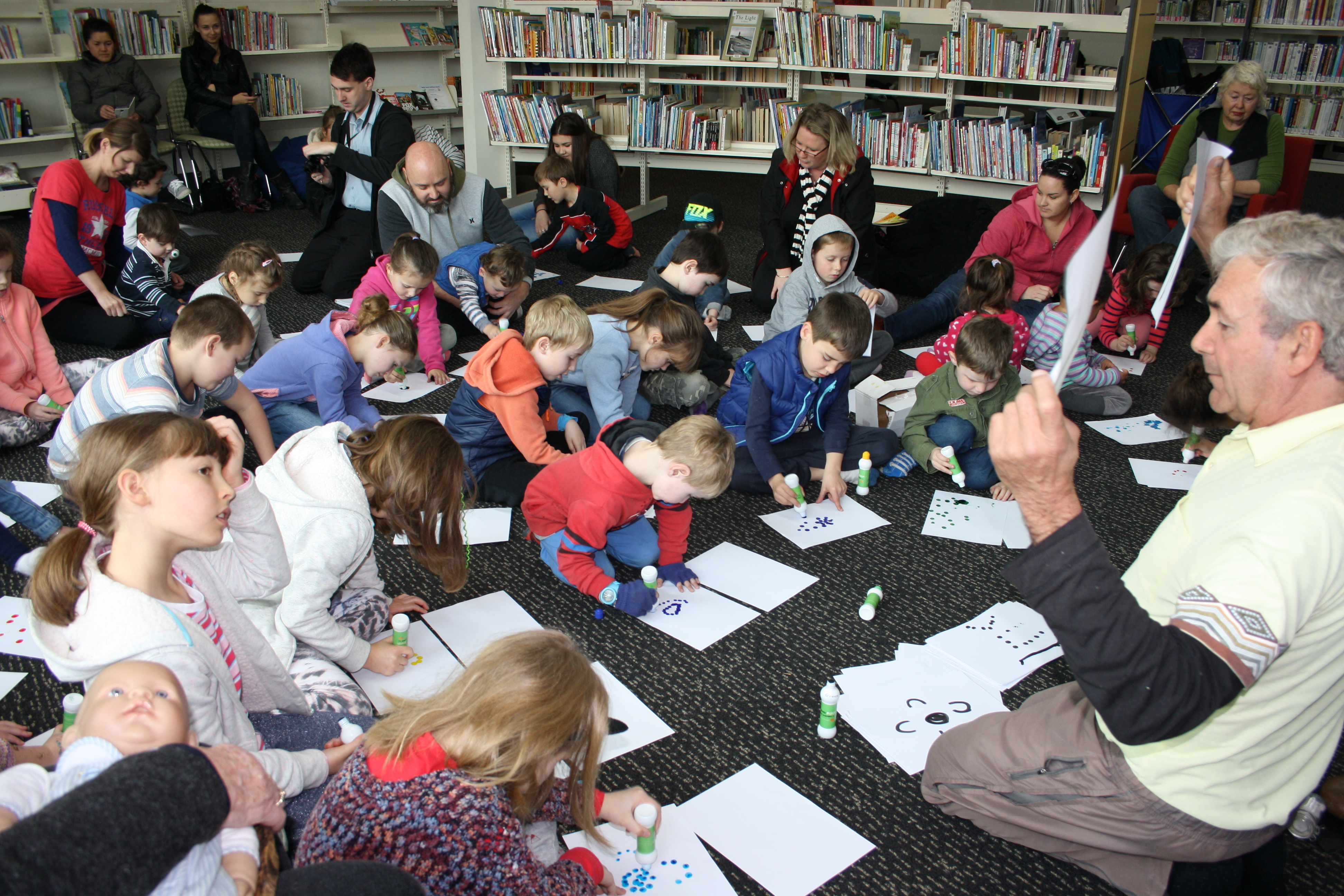 Jam packed School Holiday Program at Ararat Regional Library