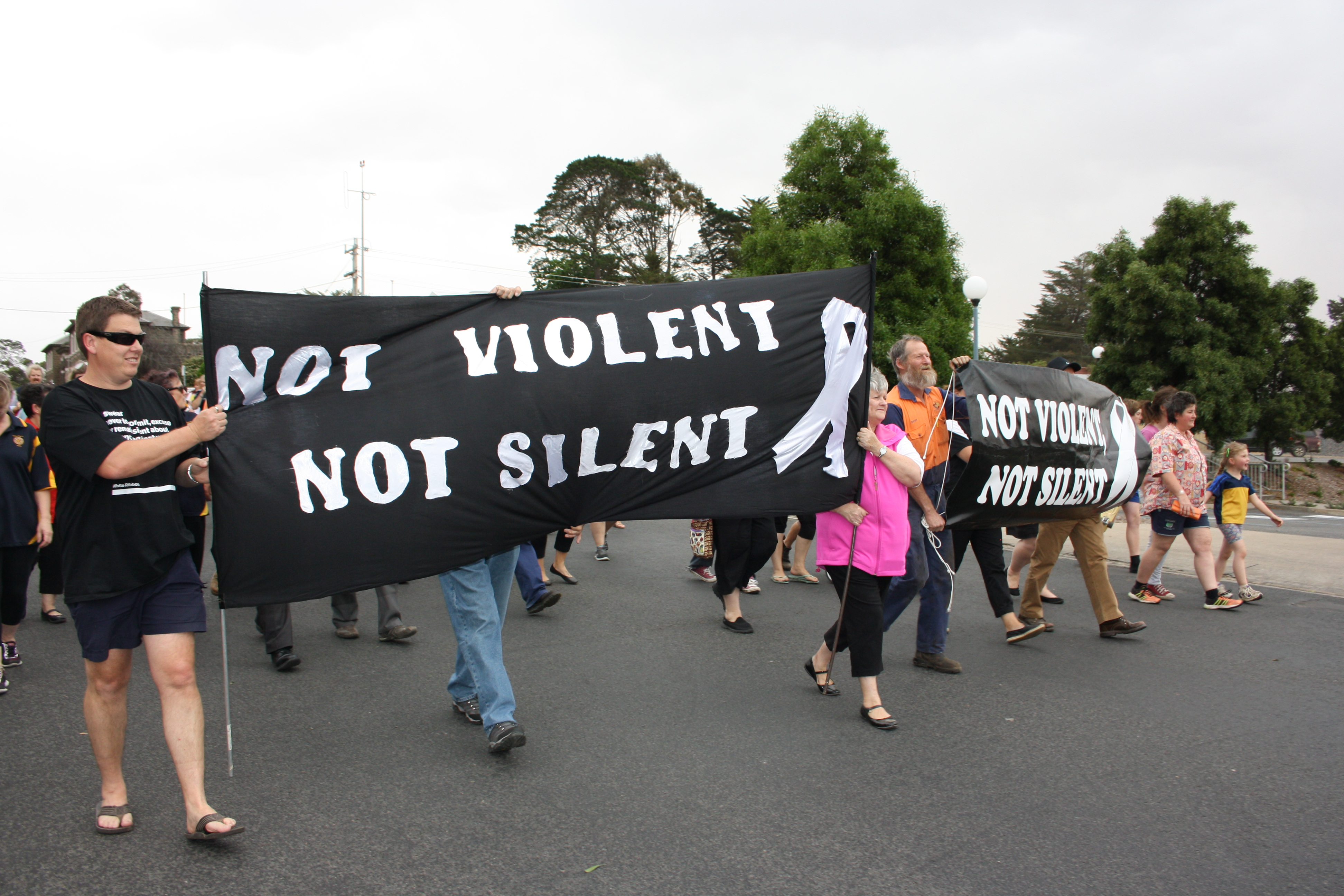 Ararat Rural City again says no to family violence