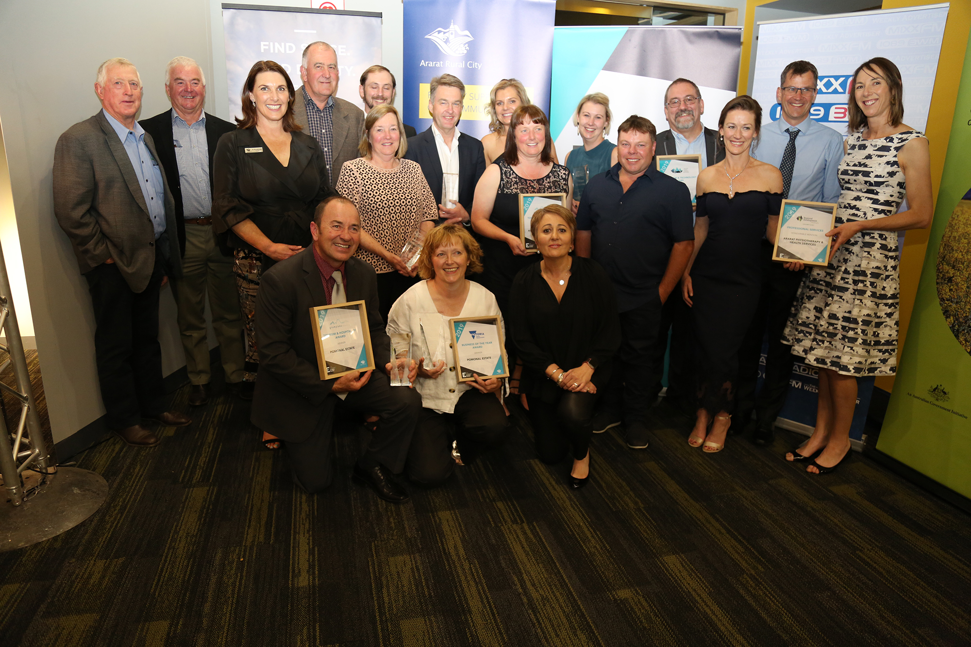 East Grampians Business Awards winners announced