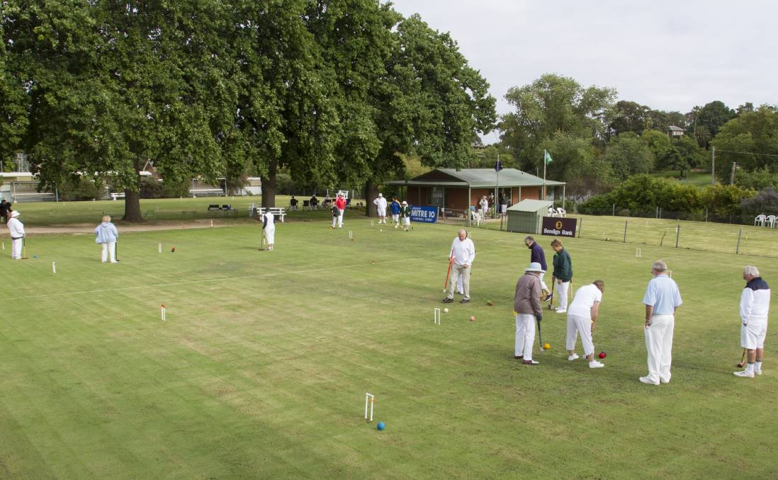 Alexandra Croquet Club Inc