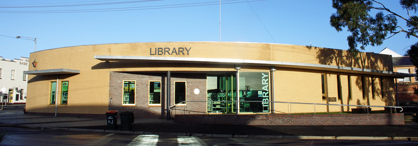 School holiday activities on at Ararat Regional Library