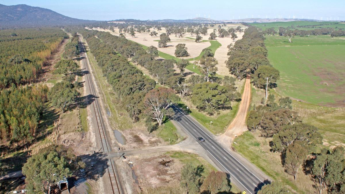 Western Highway Duplication Project