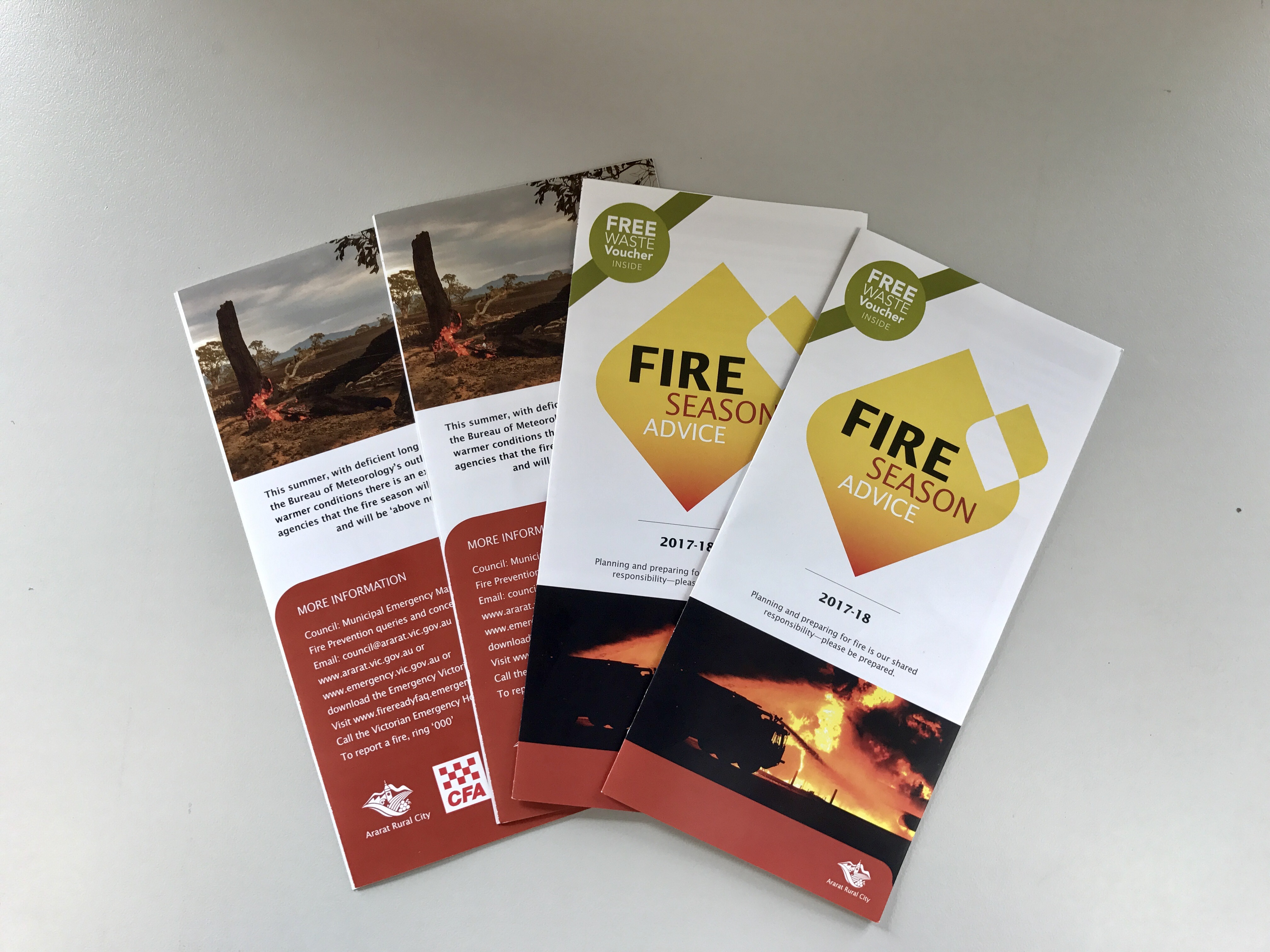 Property inspections ahead of fire season