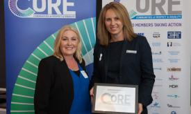ARCC receiving CoRe recognition