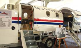 Royal Flying Doctors Service Simulator