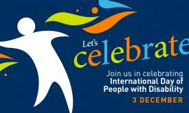 Celebrating Accessibility - for International Day of People with a Disability