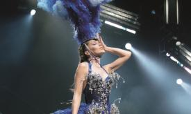 Kylie On Stage -  Touring Exhibition