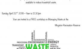 Moyston's War on Waste
