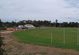 Willaura Recreation Reserve redevelopment