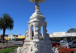 Ararat Memorial Fountain restoration