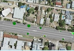 COMPLETE - Barkly Street, Ararat, pedestrian safety improvements