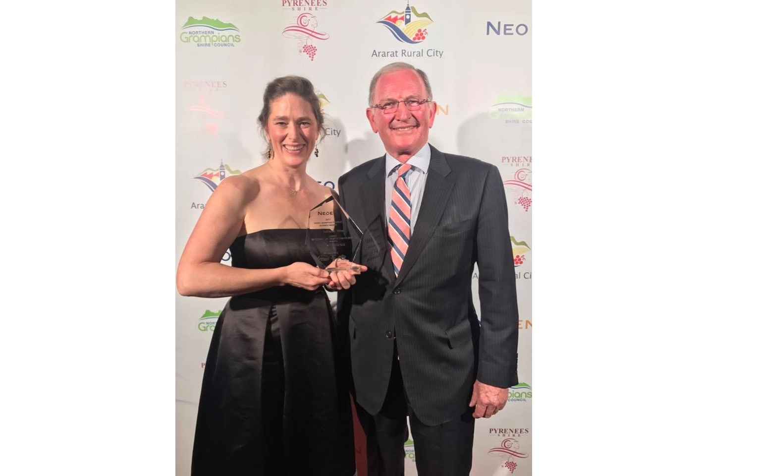 Ararat businesses take home awards